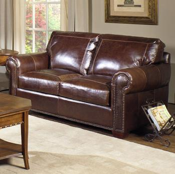 Stupendous Leather Loveseat By Usa Premium Leather Wolf Furniture Onthecornerstone Fun Painted Chair Ideas Images Onthecornerstoneorg