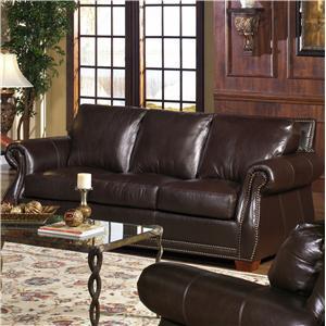 USA Premium Leather 5750 Sofa
