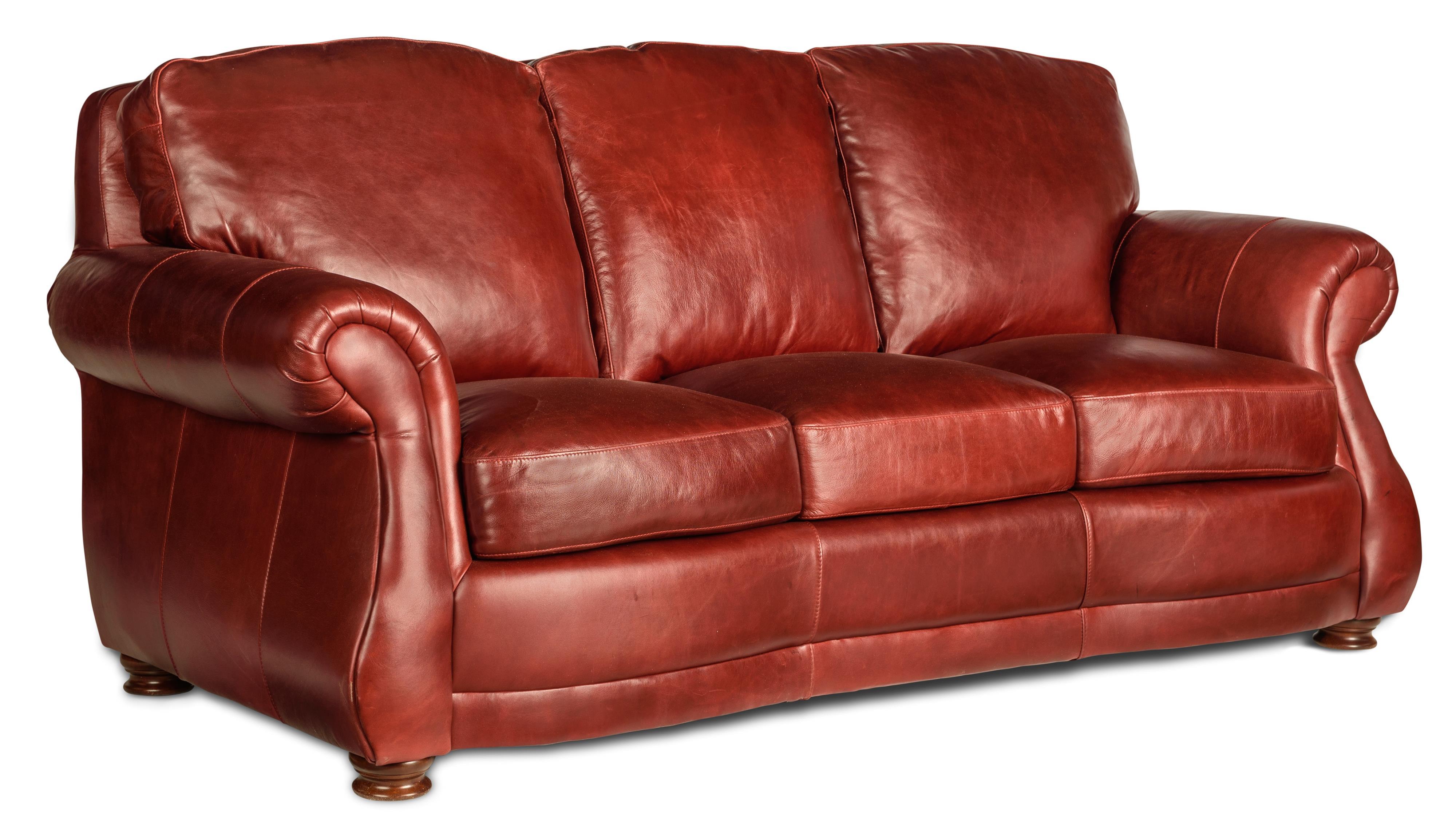 Traditional Leather Sofas hmmi