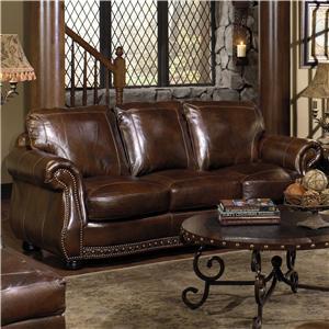 USA Premium Leather 8755 Sofa