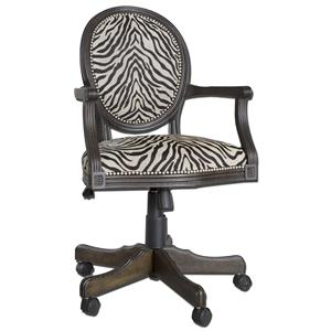 Uttermost Accent Furniture Yalena Desk Chair
