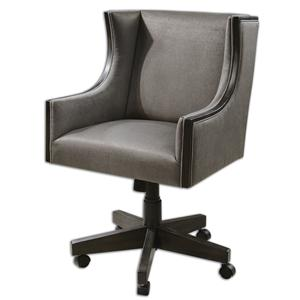 Uttermost Accent Furniture Aldina Adjustable accent Chair