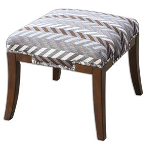 Uttermost Accent Furniture Wynton Small Stool