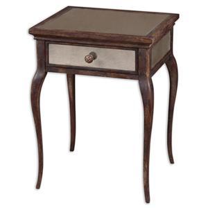 Uttermost Accent Furniture St. Owen End Table