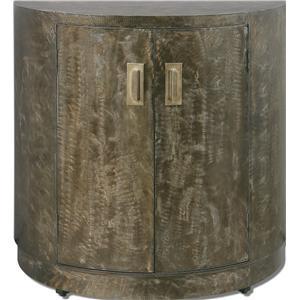 Uttermost Accent Furniture Cesano Console Cabinet