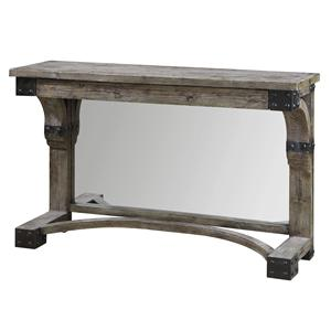 Uttermost Accent Furniture Nelo Console Table