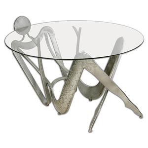 Uttermost Accent Furniture Lena Modern Coffee Table