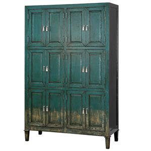 Uttermost Accent Furniture Sapphire Large Door Chest