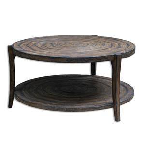 Uttermost Accent Furniture Pias Rustic Coffee Table
