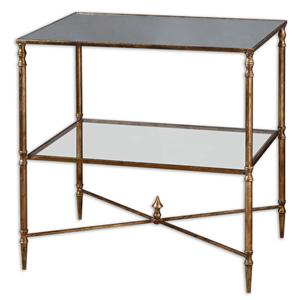 Uttermost Accent Furniture Henzler Lamp Table