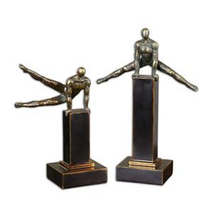 Uttermost Accessories Pommel Sculptures, Set of 2