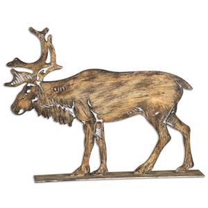Uttermost Accessories Elk Sculpture
