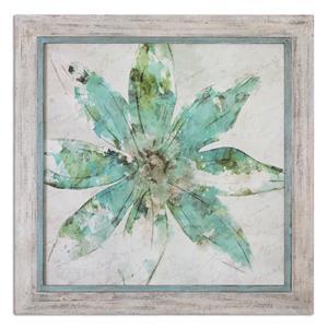 Uttermost Art Pinwheel Floral Art