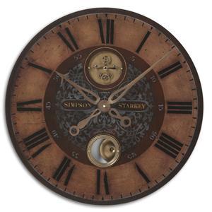 Uttermost Clocks Simpson Starkey Clock