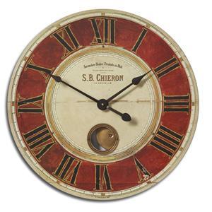 "Uttermost Clocks S.B. Chieron 23"" Clock"