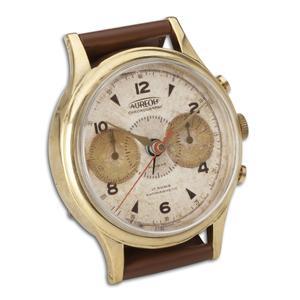 Uttermost Clocks Wristwatch Alarm Round Aureole Clock