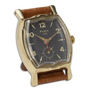 Uttermost Clocks Wristwatch Alarm Square Pierce Clock