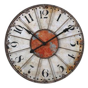 Uttermost Clocks Ellsworth Clock