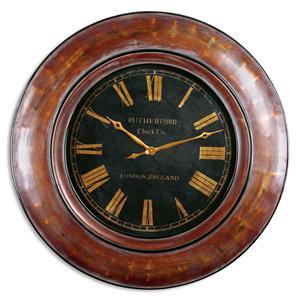 Uttermost Clocks Tyrell Clock