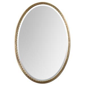 Uttermost Mirrors Casalina Brass