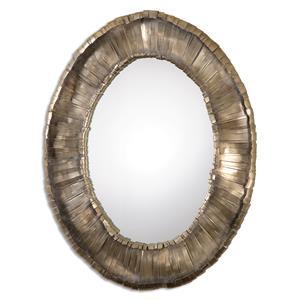 Uttermost Mirrors Vevila Oval Mirror