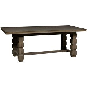 Vanguard Furniture Thom Filicia Home Collection Seneca Dining Table