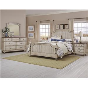 Vaughan Bassett Arrendelle Queen Bedroom Group