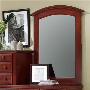 Vaughan Bassett Hamilton/Franklin Vanity Mirror