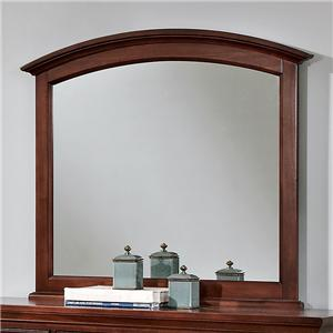 Vaughan Bassett Forsyth Arched Mirror