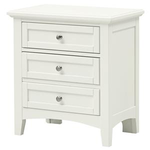 Vaughan Bassett Bonanza Night Stand - 2 Drawers