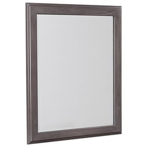 Vaughan Bassett Commentary Youth Landscape Mirror