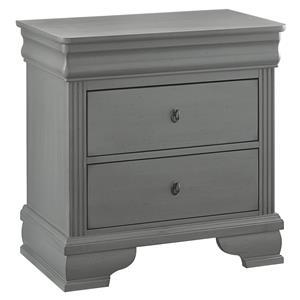 Vaughan Bassett French Market Night Stand - 2 Drawers