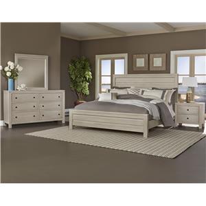 Vaughan Bassett Kismet Queen Bedroom Group