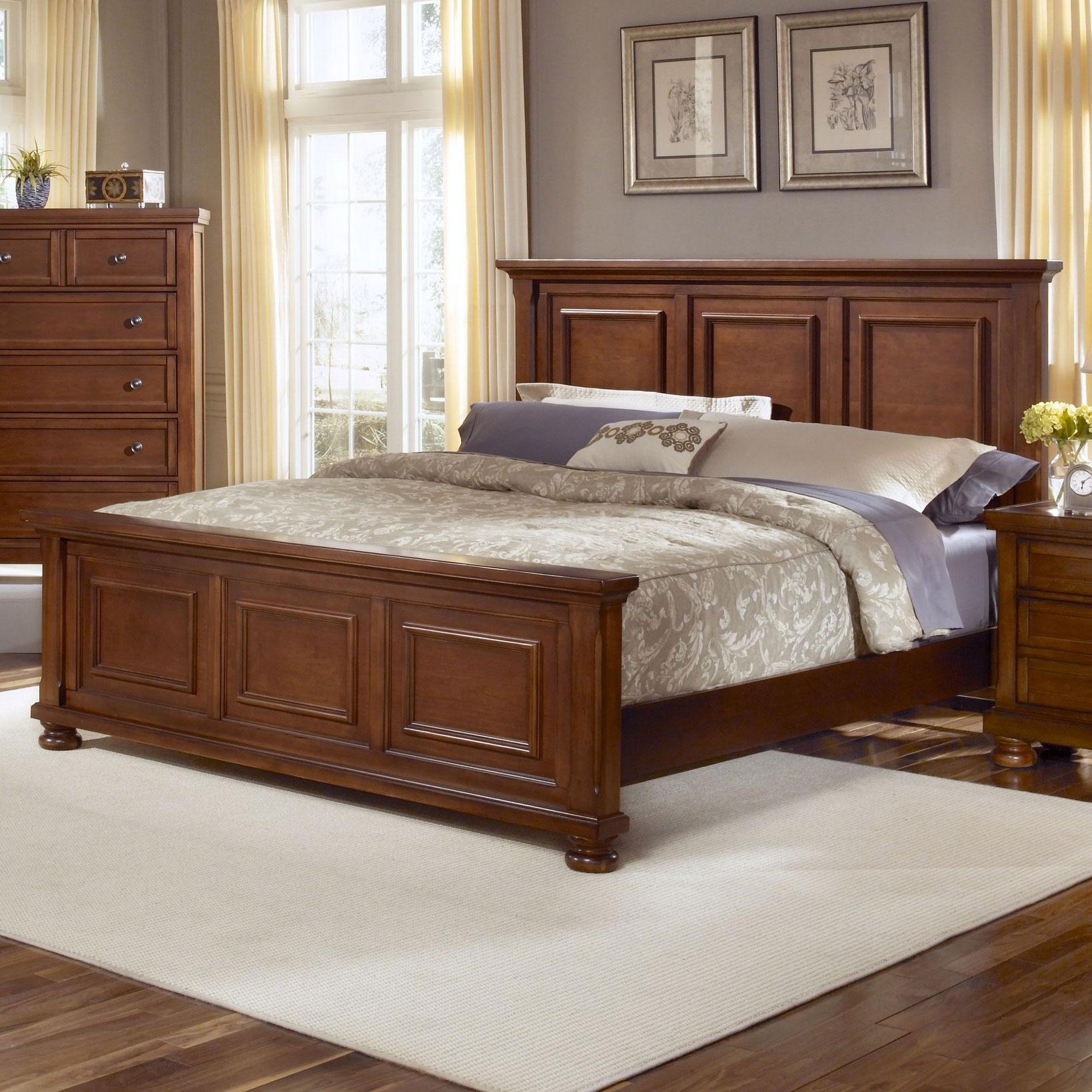King Mansion Bed By Vaughan Bassett