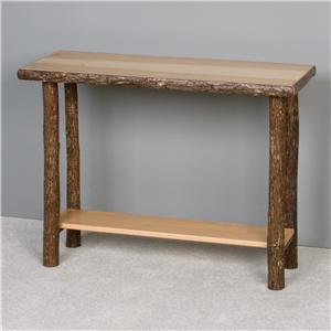 NorthShore by Becker Hickory Sofa Table