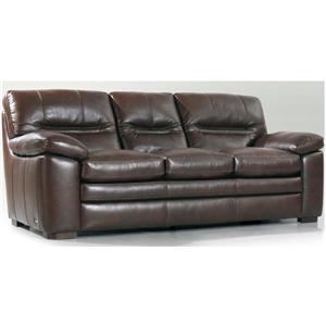 Becker 1950 Upholstered Casual Sofa