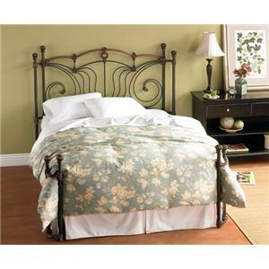 Wesley Allen Iron Beds King Chelsea Iron Bed