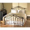 Wesley Allen Iron Beds Queen Montgomery Iron Bed - Item Number: CB1081Q