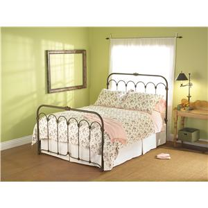 Wesley Allen Iron Beds Queen Hillsboro Iron Bed