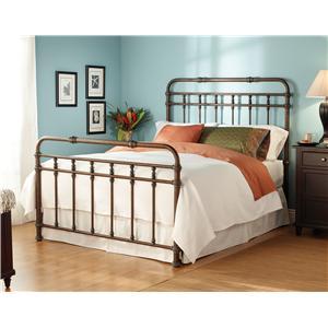 Wesley Allen Iron Beds Queen Laredo Iron Bed