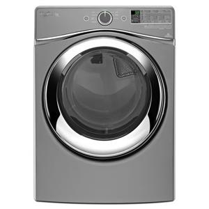 Whirlpool Electric Front Load Dryers - 2014 7.3 cu. ft. Front Load Electric Steam Dryer