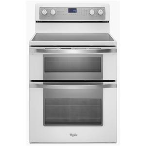Whirlpool Electric Range 6.7 cu. ft. Double Oven Electric Range