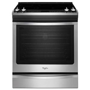 Whirlpool Electric Ranges 6.2 cu. ft. Slide-In Electric Range