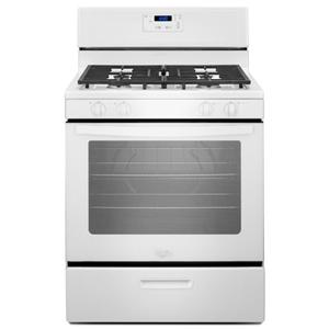 Whirlpool Gas Ranges 5.1 cu. ft. Freestanding Gas Range with Unde