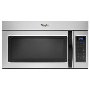 Whirlpool Microwaves 1.7 Cu. Ft. Over-the-Range Microwave