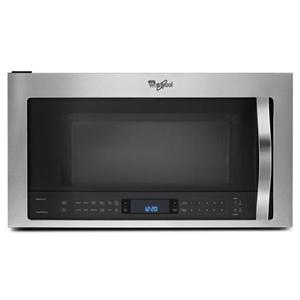 Whirlpool Microwaves 2.1 cu. ft. Microwave Hood Combination