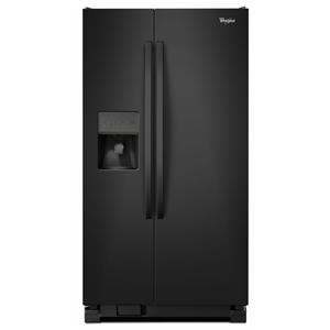 Whirlpool Side-By-Side Refrigerators 25.4 Cu. Ft. Side-by-Side Refrigerator