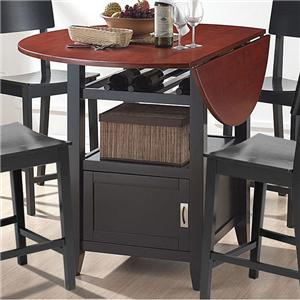Wholesale Interiors Bar Tables And Stools Set Of 2