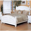 Winners Only Cape Cod  Queen Panel Bed - Item Number: BP1001Q