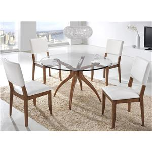 Winners Only Denmark 5 Piece Dining Set
